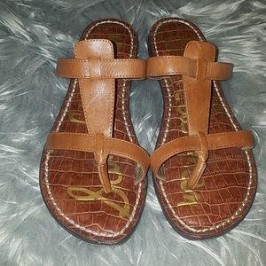 Sam Edelman sandels. Size 7m